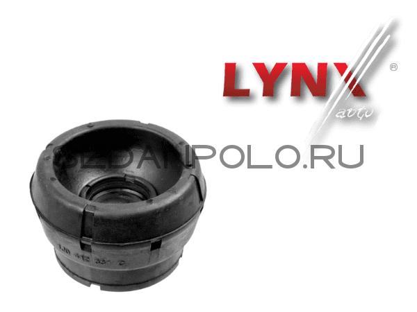 Опора амортизатора Lynx для Volkswagen Polo Sedan/Skoda Rapid