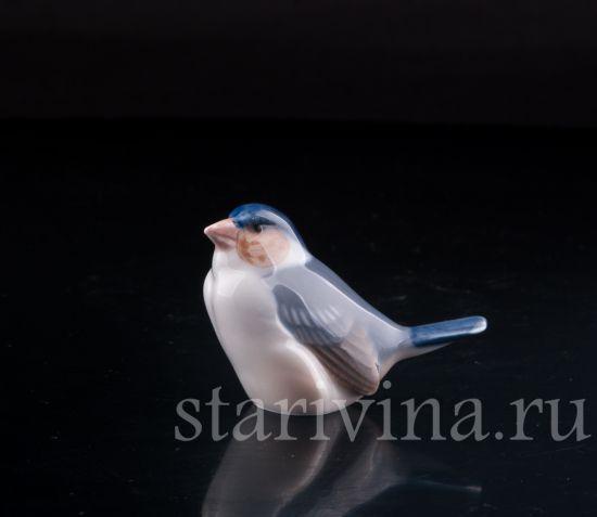Изображение Синица, миниатюра, Royal Copenhagen, Дания