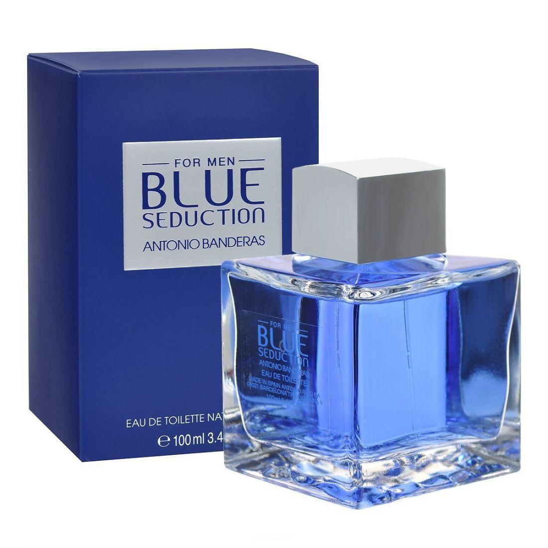 ANTONIO BANDERAS Blue Seduction 100 ml