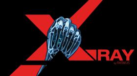 Металлодетектор X-RAY by Rasmus Magic