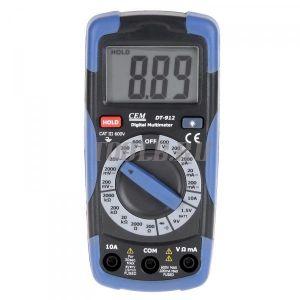 CEM DT-912 мультиметр цифровой