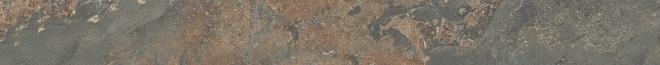 SPB003R | Бордюр Рамбла коричневый обрезной
