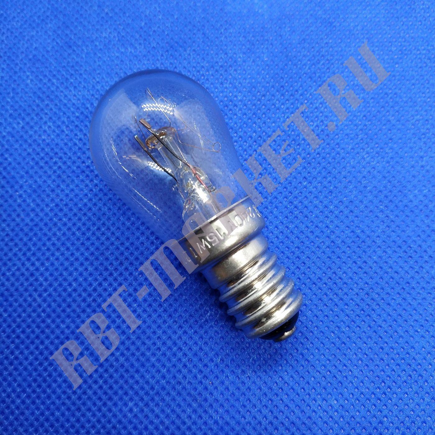 Лампа для холодильника или духовки ПШ 235-245-15-1