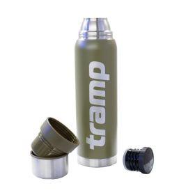 Термос Тramp 0.9 л TRC-027 оливковый