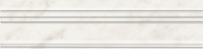 BLB040 | Бордюр Багет Ретиро белый
