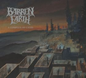 BARREN EARTH «A Complex Of Cages» [DIGI]