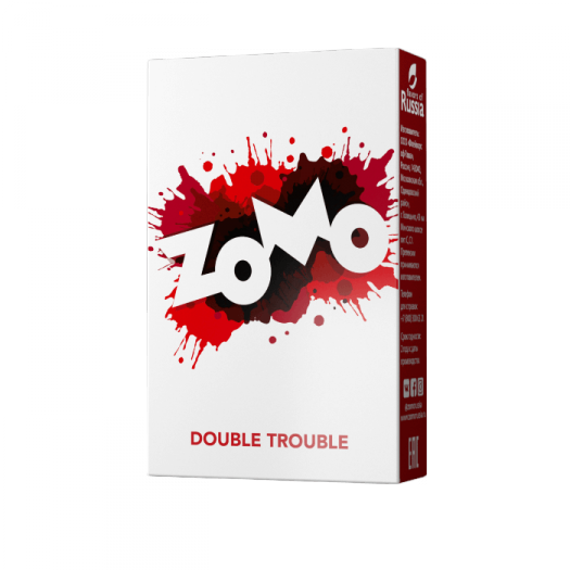 Zomo Double Trouble
