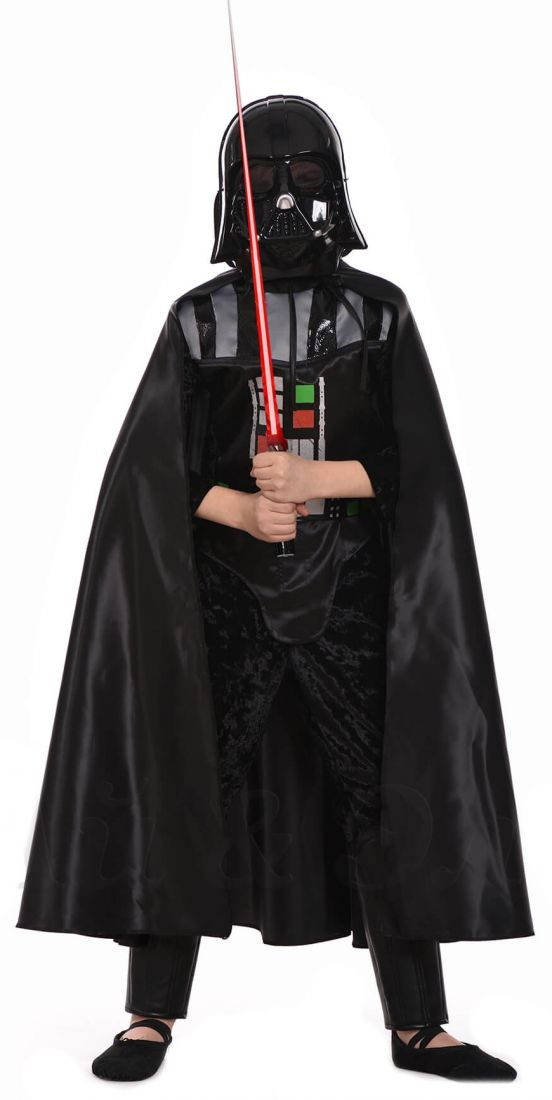 Детский костюм опасного Дарта Вейдера