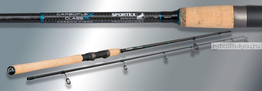 Удилище спиннинговое Sportex Carboflex ClassX CX2400 2.40 м. 3-16 g