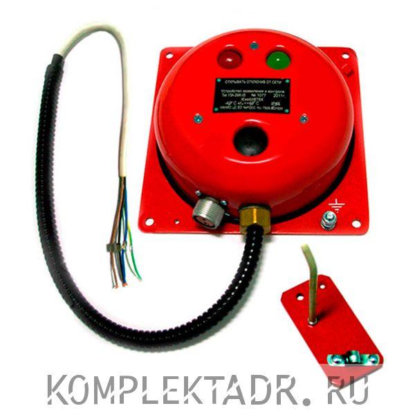УЗА-2МК-04 / 220В (Устройство заземления автоцистерн)