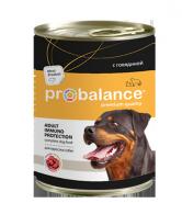"ProBalance для собак ""IMMUNO"", консервы 850 гр"