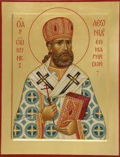 Икона Леонид Марийский священномученик