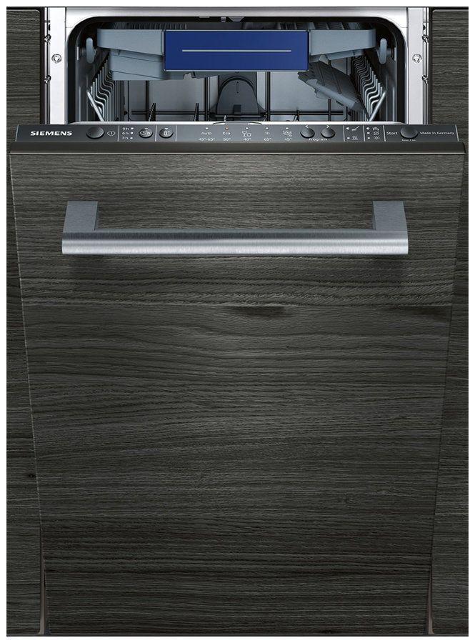 Встраиваемая посудомоечная машина Siemens SR 615X72 NR