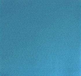 фетр ГОЛУБАЯ БИРЮЗА  ТМ РУКОДЕЛИЕ размер 21*29,7 см толщина 1 мм   плотность 180 мягкий