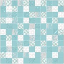 Mosaic Aquamarine