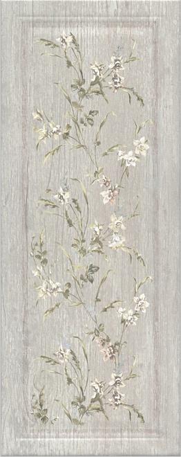 7189 | Кантри Шик серый панель декорированный