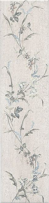 SG401600N | Кантри Шик белый декорированный