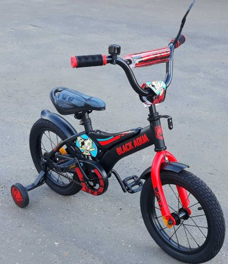 Велосипед детский BA Sharp Red 14