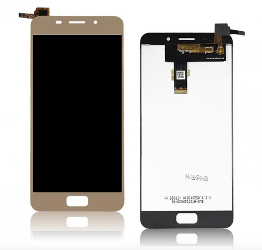 LCD (Дисплей) Asus ZC521TL ZenFone 3s Max (в сборе с тачскрином) (gold)