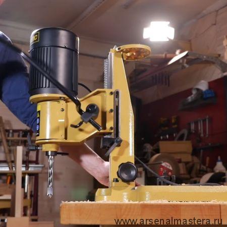 Пазово-долбежный станок 1 кВт 230В Powermatic PM701-M 1791310MP