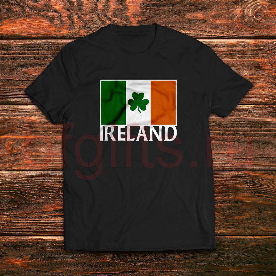 Футболка Ирландский флаг