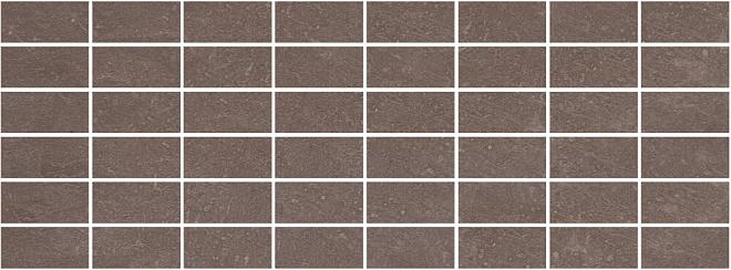 MM15111 | Декор Орсэ коричневый мозаичный