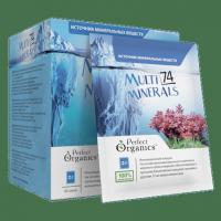 Мультиминерал Аквамин 74