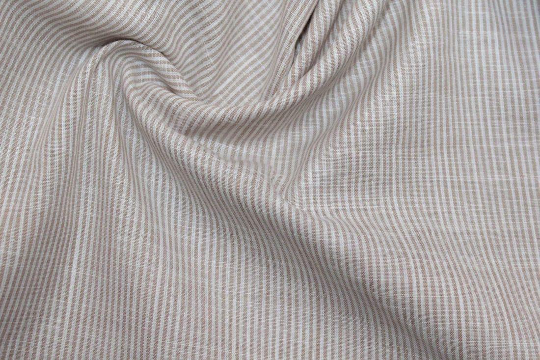 Рубашечная ткань полоска 7181/D1/C#1