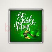 Магнит на холодильник Ирландский St. Patrick's Day