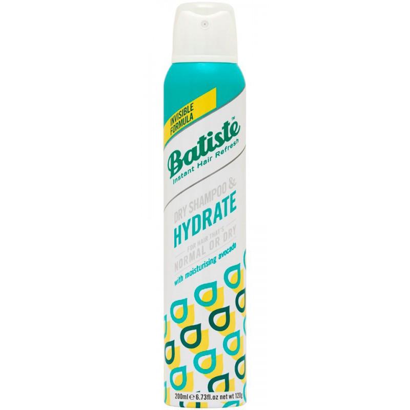 Batiste сухой шампунь Hydrate увлажняющий для нормальных и сухих волос