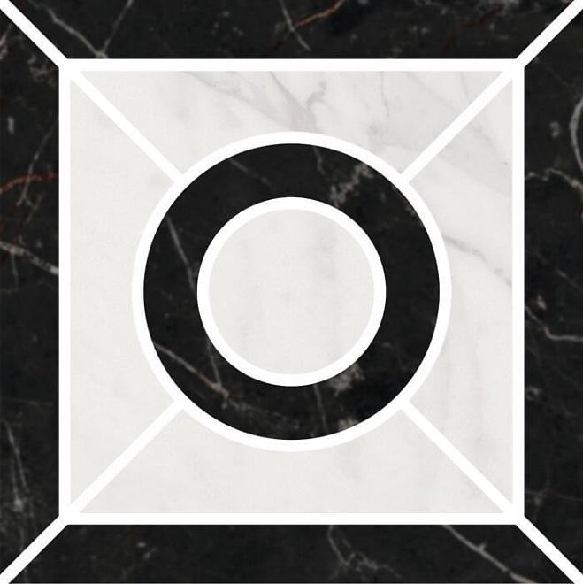 ID94 | Декор Фрагонар наборный чёрный