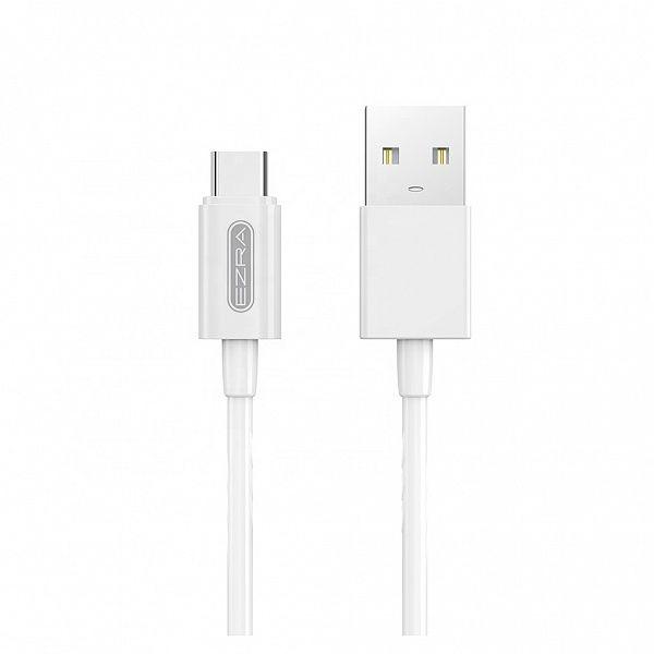 Кабель USB 2.1А EZRA C002 (TYPE C) 3м