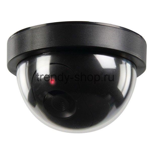 Муляж купольной камеры видеонаблюдения Security Camera