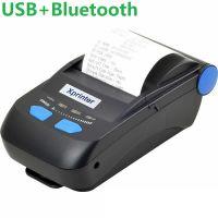 Мобильный принтер чеков Xprinter XP-P300 USB+Bluetooth