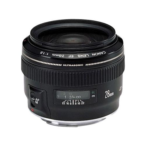 Объектив Canon EF 28mm f/1.8 USM