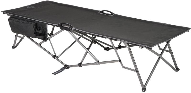 Кровать кемпинговая FHM Rest 200×72×46 см