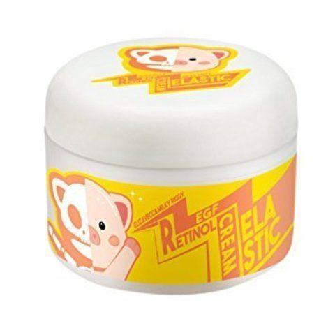 Антивозрастной крем для лица с EGF и РЕТИНОЛОМ Elizavecca  Milky Piggy EGF Retinol Cream, 100 мл