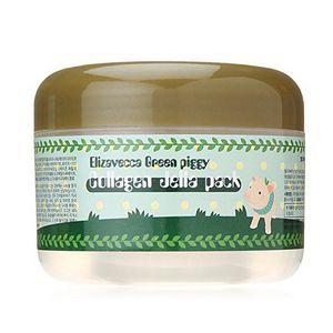 Маска для лица желейная с коллагеном ЛИФТИНГ Elizavecca Green Piggy Collagen Jella Pack, 100 мл