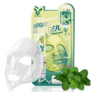 [Elizavecca] НАБОР/Ткан. маска д/лица ЦЕНТЕЛЛА CENTELLA ASIATICA DEEP POWER Ringer mask pack, 10 шт