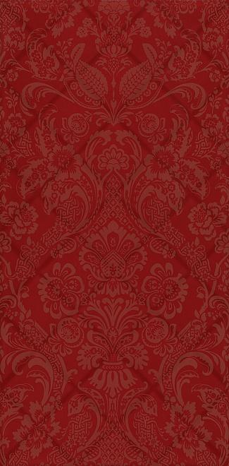11107R | Даниэли красный структура обрезной