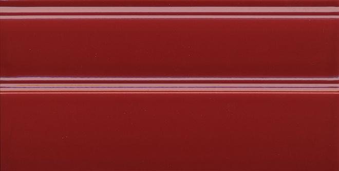 FMA011R | Плинтус Даниэли красный обрезной