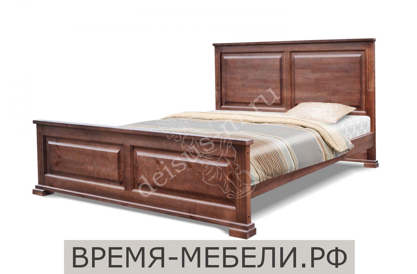 Кровать Грация-М без резьбы