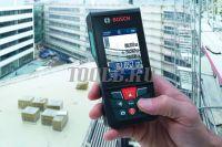 BOSCH GLM 120 C Professional лазерный дальномер фото