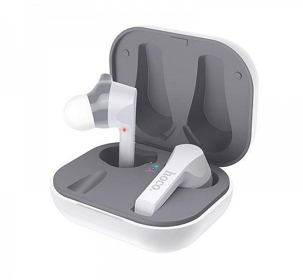 HOCO ES34 Белые наушники - гарнитура (Bluetooth)