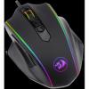 НОВИНКА. Проводная игровая мышь Vampire RGB,9 кнопок,10000dpi