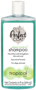 8in1 Perfect Coat Shed&Hairball Control Shampoo Шампунь для кошек и собак против линьки и колтунов (295 мл)