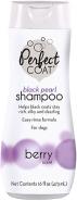 8in1 Perfect Coat Black Pearl Шампунь-кондиционер для собак темных окрасов с ароматом бойзеновой ягоды (473 мл)