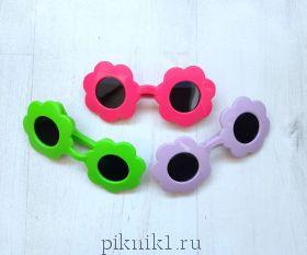 Украшение для игрушек - очки