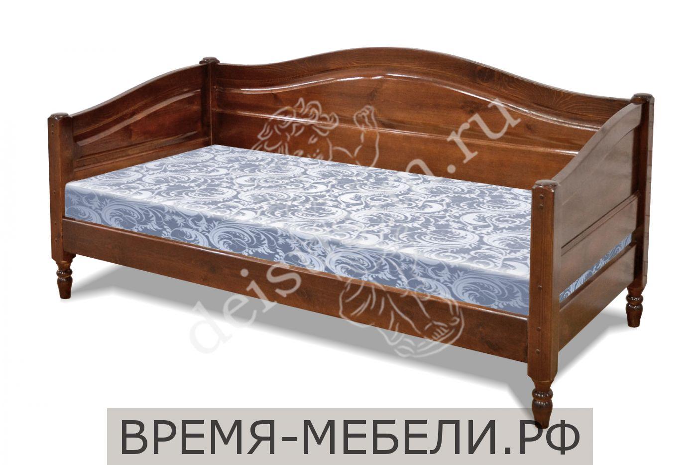 Кровать Берта-М 3 спинки