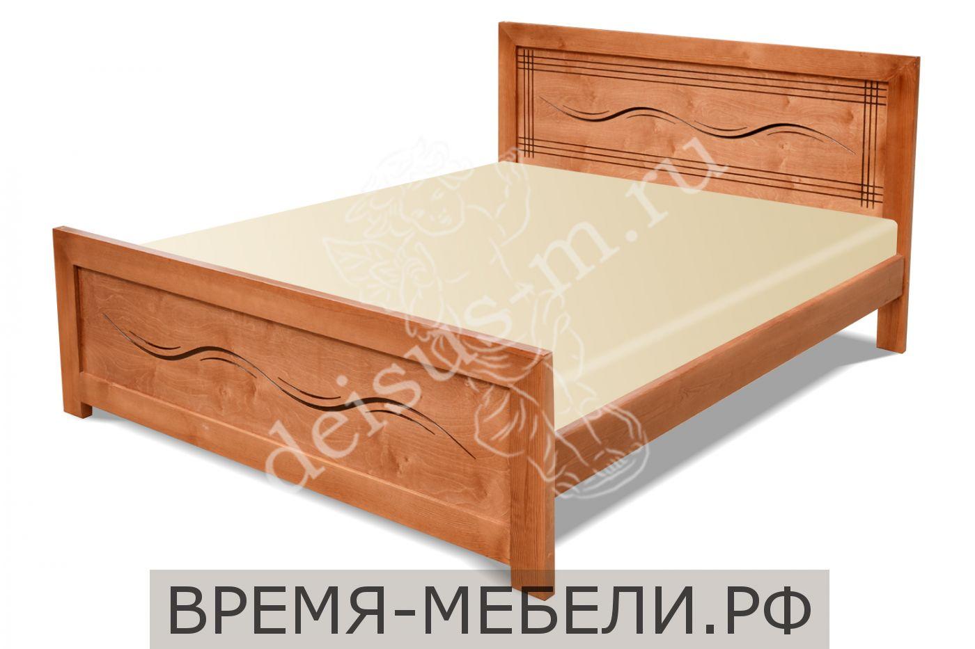 Кровать Нимфа-М